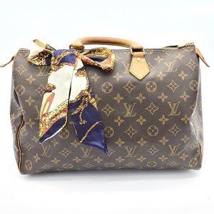 Sold ❣️Authentic Louis Vuitton Boston Speedy 35